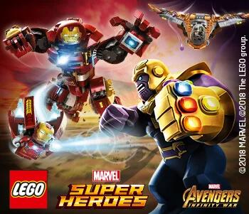 LEGO Marvel Super Qəhrəmanları