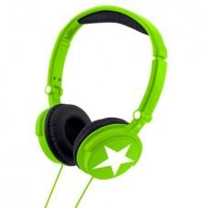 Green Star Headphones