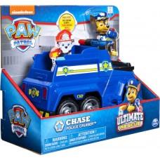 Paw Patrol Təcili Yardım Missiyası: Sürücü Chase Ilə Avtomobil
