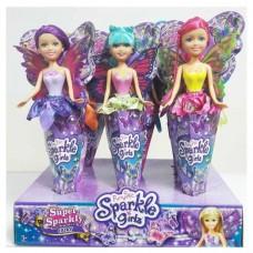 S Girlz Butterfly Ast   #