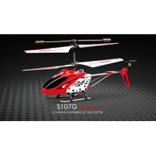 3.5-Ch I/R Metalhelicopter With Gyro