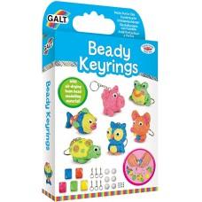 Beady Keyrings