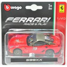 Ferrari R&P 1/43 Vehicles