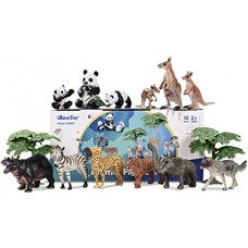 Jungle Animals Asst Ml