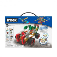 Knex 40 Model Build Set
