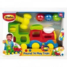 Pound & Play Train