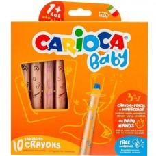Crayons Box Of 10 Pcs