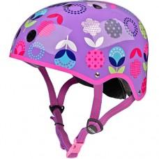 Micro Helmet Dot Purple S