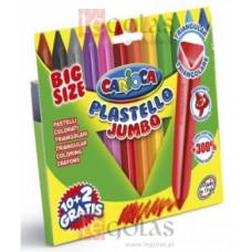 Jumbo Crayons Box Of 12 Pcs