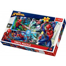 Puzz 160 Pc Spiderman