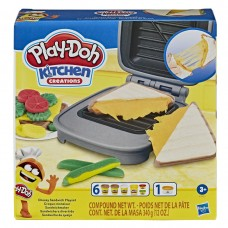Pd Grilled Cheese Playset