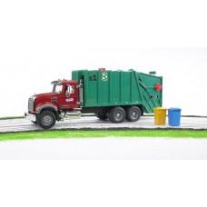 Mack Granite Garbage Truck
