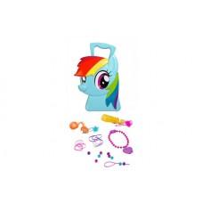 Mlp Rainbow D Hair Case