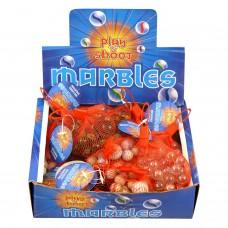 Marbles In Bag