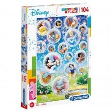 Disney 104Pc Puzzle