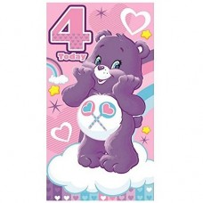 Care Bears Age 4        #