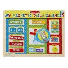 Magnetic Daily Calender