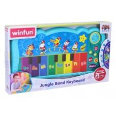 Jungle Band Keyboard