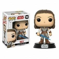 Star Wars: E8 Tlj: Rey (Pop 2)