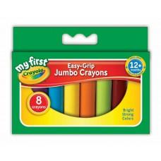 Crayons X8 Jumbo