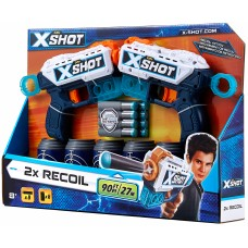 X-Shot Excel Double Kickback