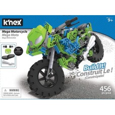 Knex Mega Motorcycle Set