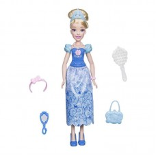 Disney Princess Doll And Accys Ast