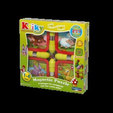 Kliky Puzzle Green Country