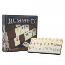 Rummy O                 #