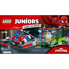 10754 Spider-Man Vs. Scorpion