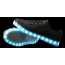 Led Shoe Black Size 9