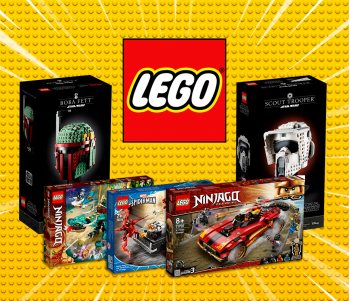 İndi sifariş et - LEGO