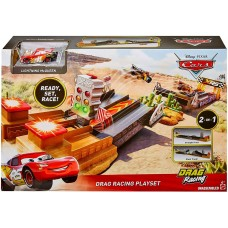 Cars Drag Racing Play Set