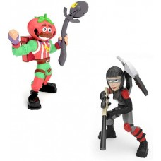 Fortnite Duo Figure Pack - Tomatohead & Shadow