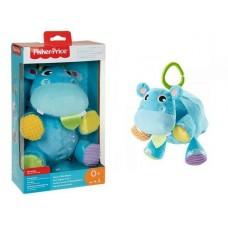 2-In-1 Plush Hippo-Wb