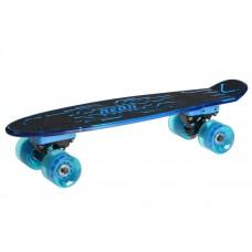 Neon Hype Board Blue