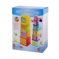 Stick & Stack Blocks