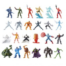 Marvel Micro Figures Asst