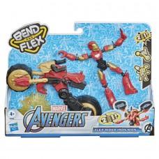 Avn Bend And Flex Flex Rider Iron Man