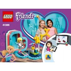 41386 Stephanie's Summer Heart Box