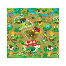 Playmat Farm 120 X 100Cm