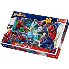 Puzzle 160 Pc Spiderman