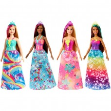 Barbie Cr Prncs Ast 2021
