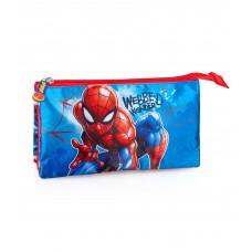 Estojo 3 Comp. Spiderman