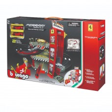 1:64 Ferrari R&P Lane Garage
