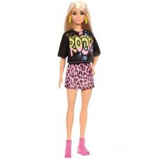 Barbie Fashionista Doll - Rock Shirt & Skirt