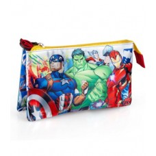 Estojo 3 Comp. Avengers