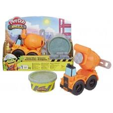 Hasbro Play-Doh Wheels Mini Cement Truck