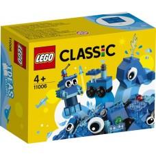 11006 Creative Blue Bricks