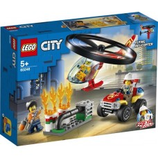 60248 Fire Helicopter Response